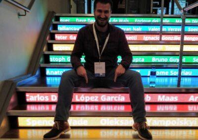 Carlos David Lopez Google Dublin 2