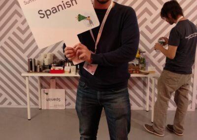 Carlos David Lopez Google Dublin 5