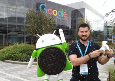 Carlos David Lopez Google Plex