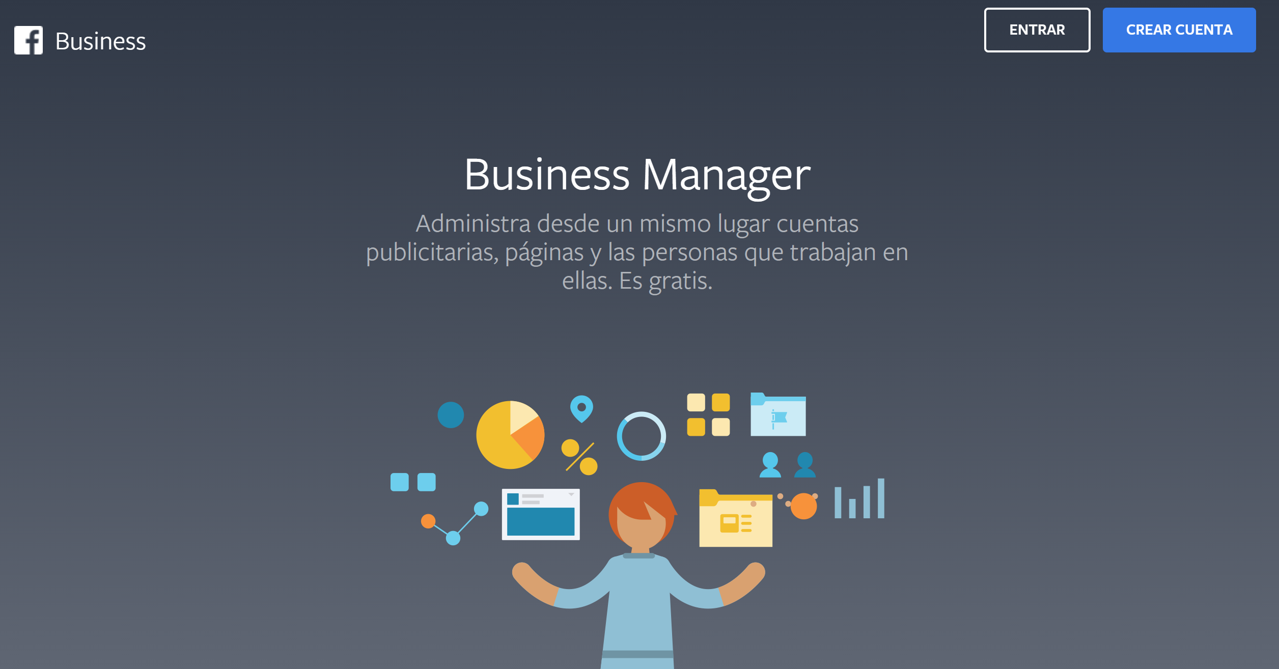 Acceso a Business Manager Facebook
