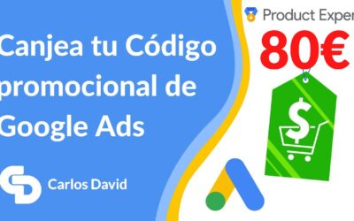 Código Promocional de Google Ads【2021】