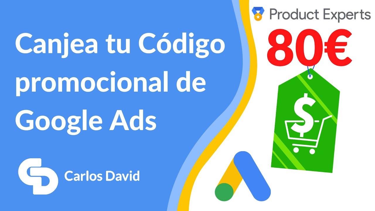 Codigo Promocional Google Ads