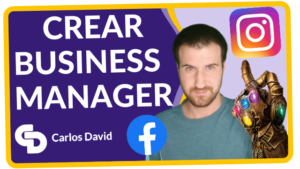 Crear Business Manager Facebook
