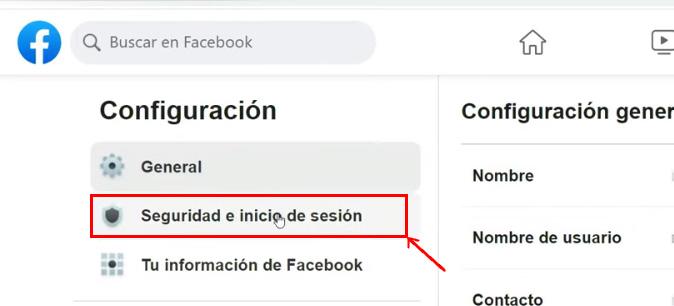 🔑Autenticación en dos pasos de Facebook🔵ACTIVAR☢️ - verificacion dos pasos facebook