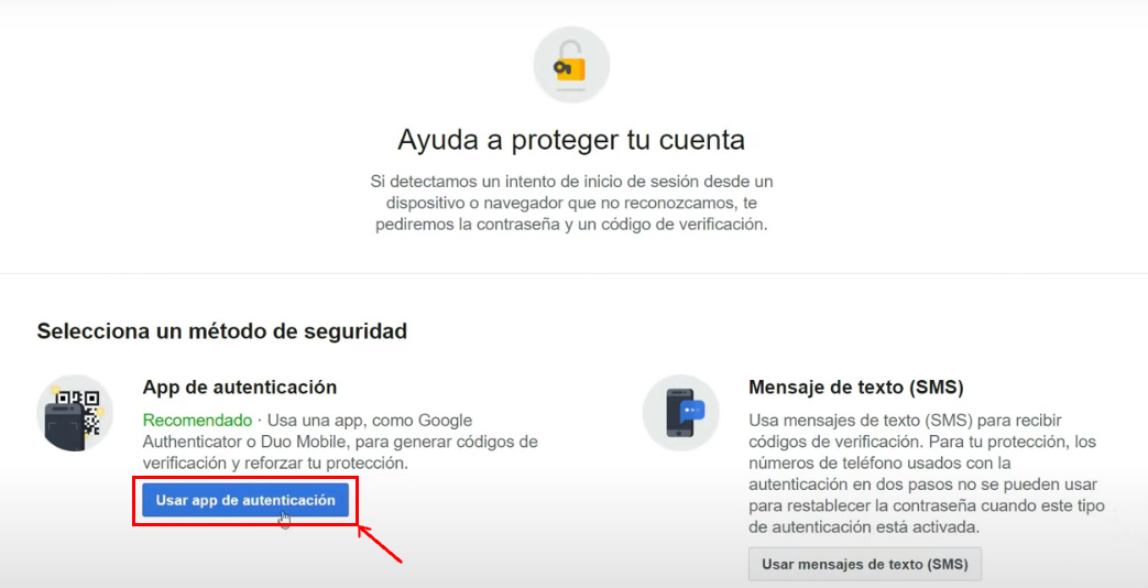 verificacion dos pasos facebook 7 - Autenticación en dos pasos de Facebook - ACTIVAR