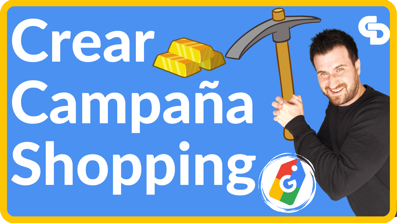 Crear campaña Google Shopping