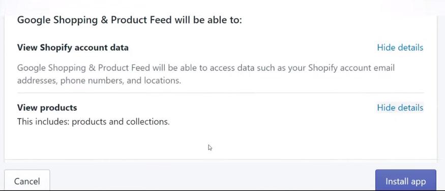 feed shopify 06 - CREAR FEED SHOPIFY para Google Shopping【2021】 - Merchant Center