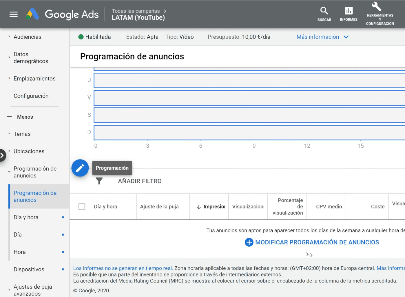 2 Program Ad - Programación de Anuncios Google Ads en 5 Pasos