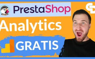 INSTALA GRATIS Google ANALYTICS en Prestashop【EN 3 MINUTOS】+ Módulo