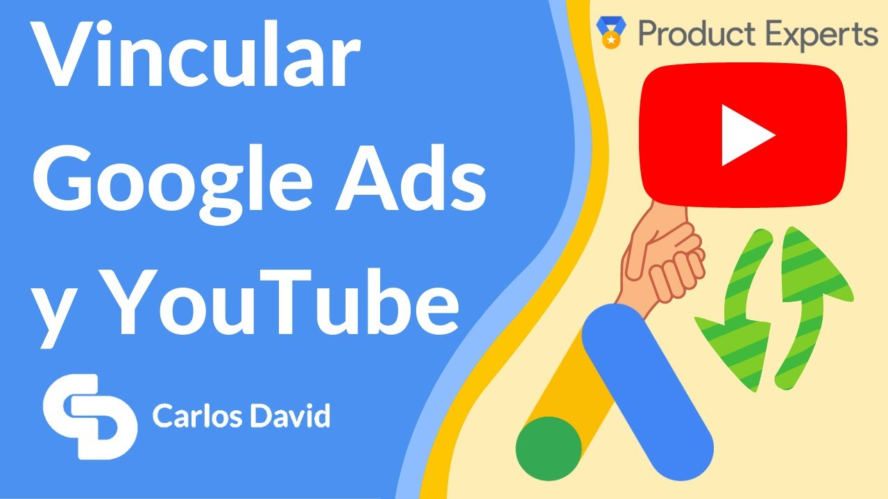 Vincular Google Ads con YouTube
