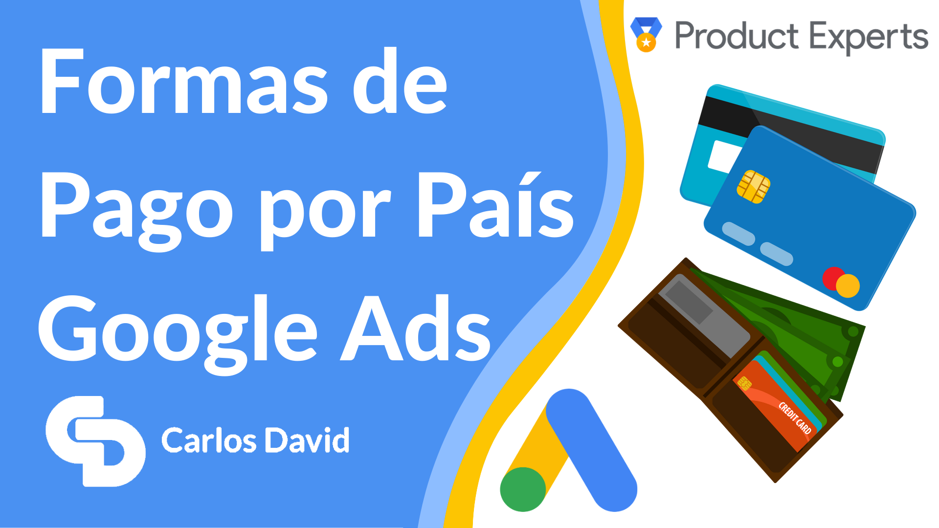 Formas de Pago Google Ads