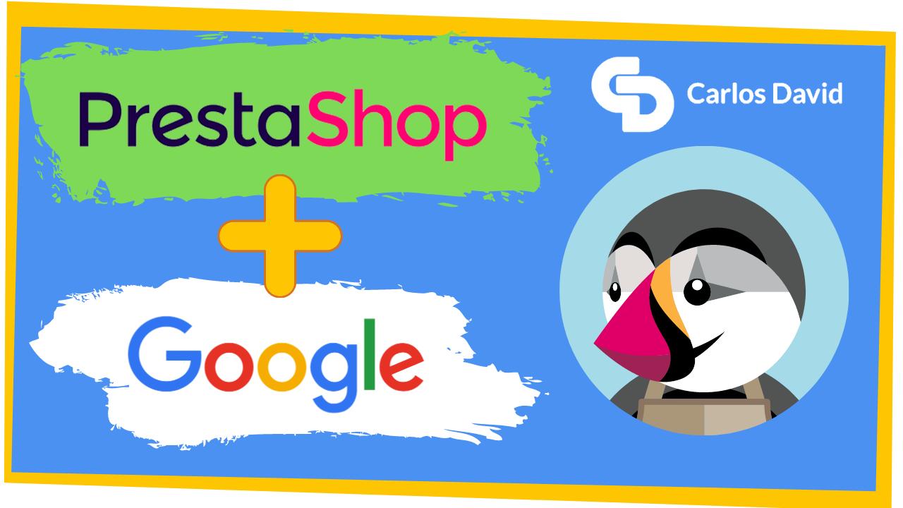 Crear feed en Prestashop para Google Shopping